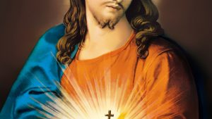 Amazing Pictures Of Jesus Christ and Virgin Mary wallpaper