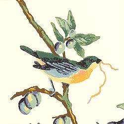 Thibaut-Thibaut-Classics-Little-Bird-Off-White-detail-wallpaper-wp429912