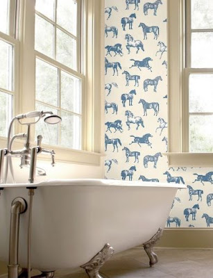 This-I-need-black-or-blue-horses-galloping-over-my-walls-or-maybe-wall-It-is-odd-wallpaper-wp30011408