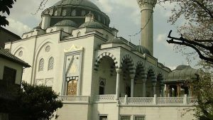 Beautiful Mosques of the World wallpaper