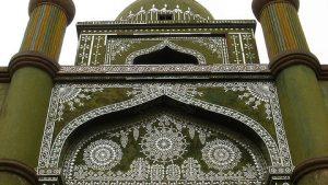 papel de parede Mesquita bonita