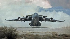 Aircraft Series C 17 Globemaster III wallpaper