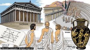 Altes Griechenland Bilder Tapete