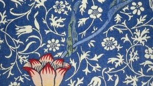 papier peint William Morris