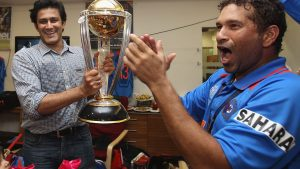 India World Cup 2011 Champions wallpaper