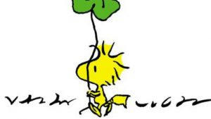 Snoopy St Patrick's wallpaper