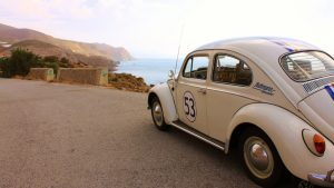 Volkswagen Herbie de Love Bug wallpaper