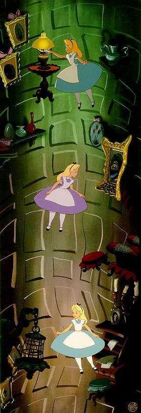 alice-down-the-rabbit-hole-disney-Alice-falling-down-the-rabbit-hole-and-all-its-trippyness-tatto-wallpaper-wp5203960