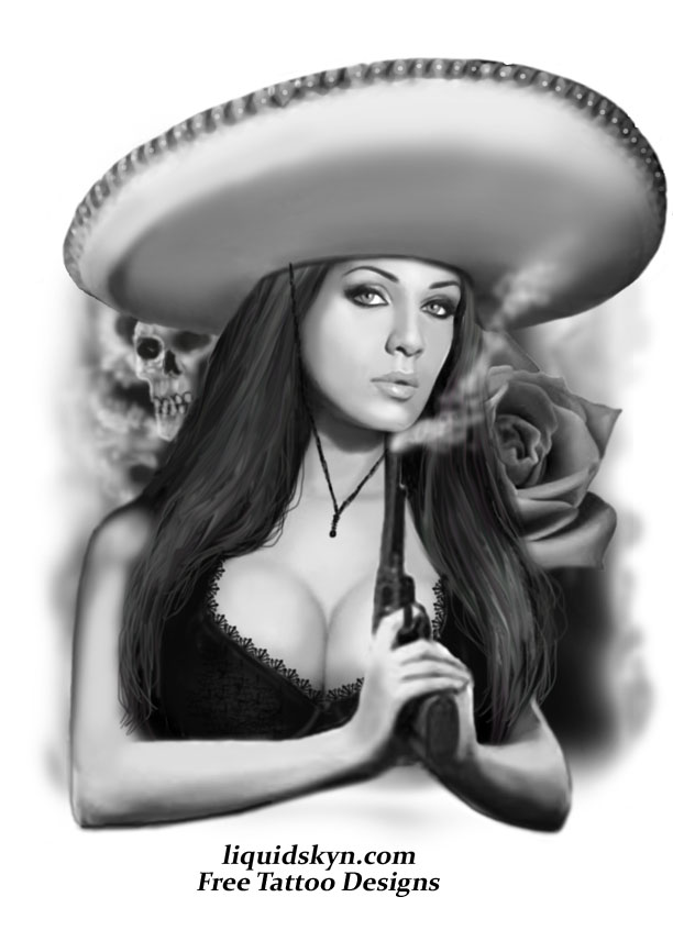 all-mexican-charra-tattoo-art-Google-Search-wallpaper-wp5403186