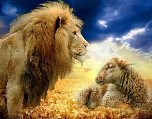 and-the-Lion-shall-lay-down-with-the-Lamb-wallpaper-wp5203416