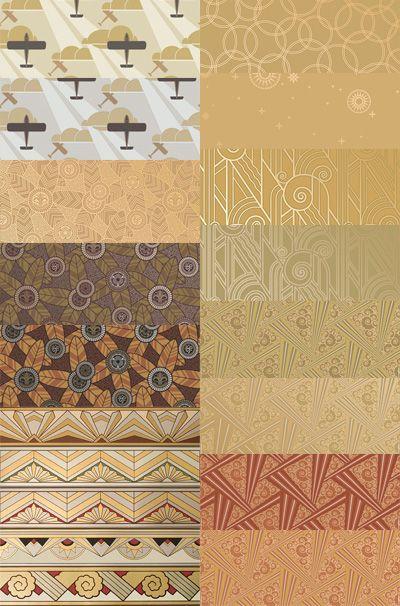 art-deco-Art-Deco-sample-kit-in-Gold-wallpaper-wp5603027