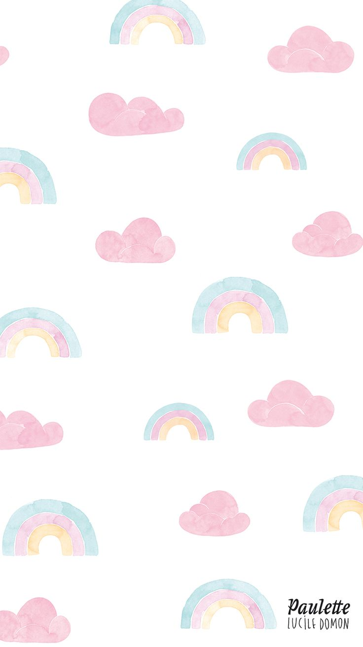 awesome-Rainbow-and-clouds-pastel-iPhone-wallpaper-wp4603918