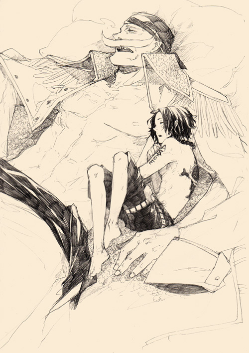 awww-Ace-Shirohige-wallpaper-wp3003408