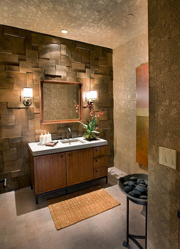 bathroom-with-cork-wallcovering-wallpaper-wp4003291