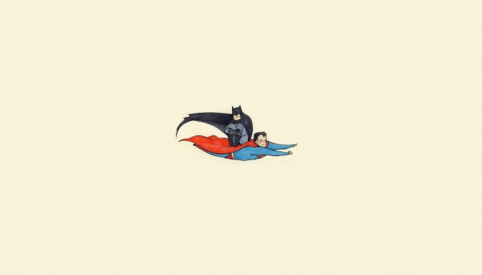 batman-catching-a-ride-on-superman-Mi-Free-wallpaper-wp4404845