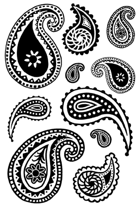 black-and-white-paisley-wallpaper-wp3403276