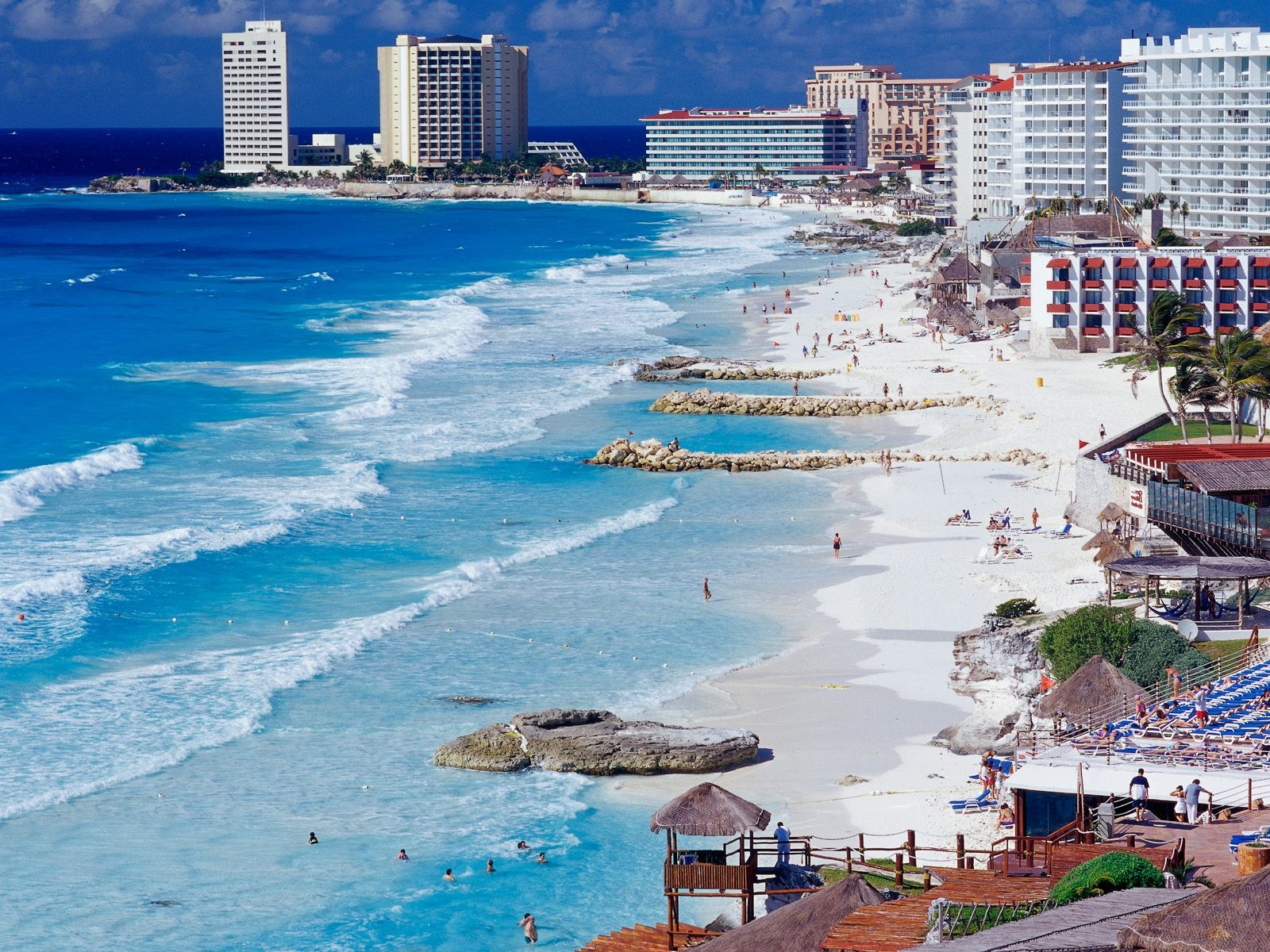 cancun-shoreline-mexico-is-a-HD-posted-in-Travel-World-category-wallpaper-wp3403720