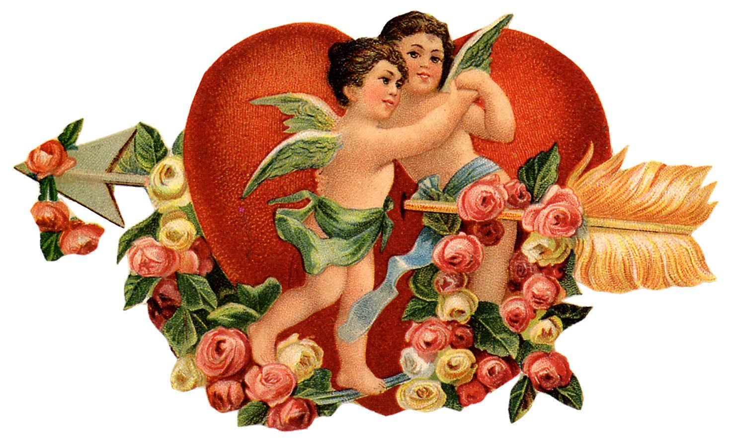 cherub-valentine-Valentine-Eye-Candy-and-Free-Printables-wallpaper-wp424464
