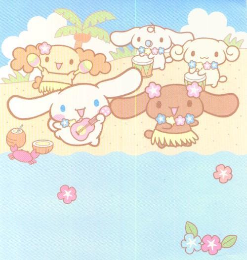 cinnamoroll-and-friends-Beach-boogie-wallpaper-wp4003952-1