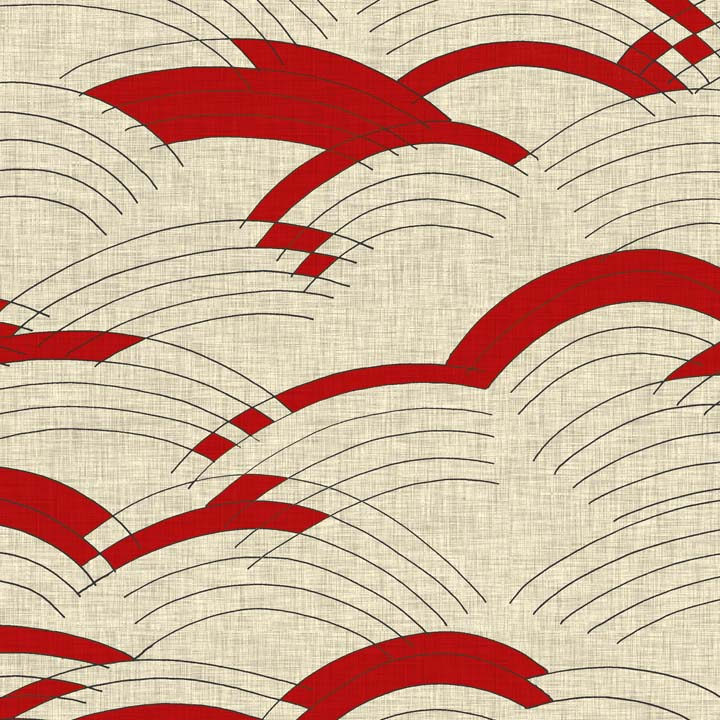 cloud-lines-linen-red-by-Holli-Zollinger-wallpaper-wp5006142