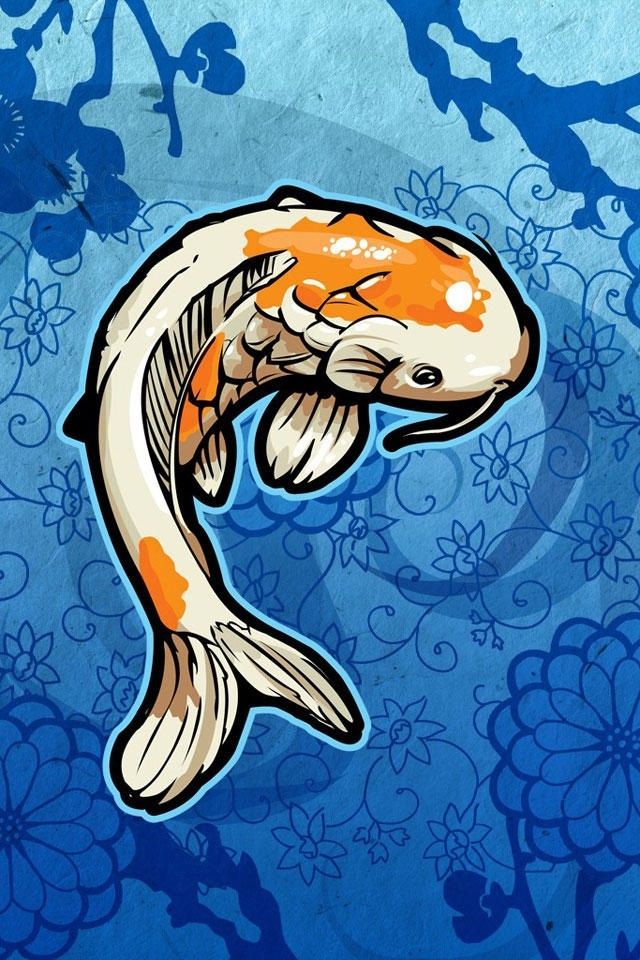 cool-vector-fish-for-iphone-sigueme-para-más-walppapers-Hd-para-Smartphone-http-www-wallpaper-wp424687