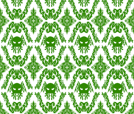 cthulhu-damask-fabric-by-vanity-games-on-Spoonflower-custom-fabric-wallpaper-wp3004650