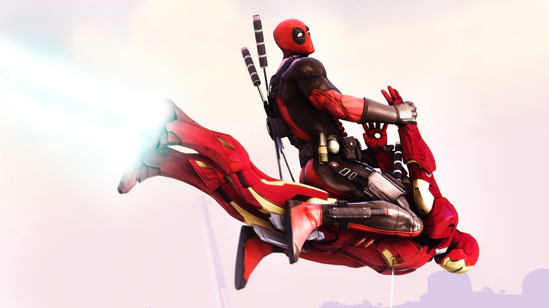 deadpool-flying-on-iron-man-funny-hd-1920x1080-cf-1920×1080-wallpaper-wp3604709