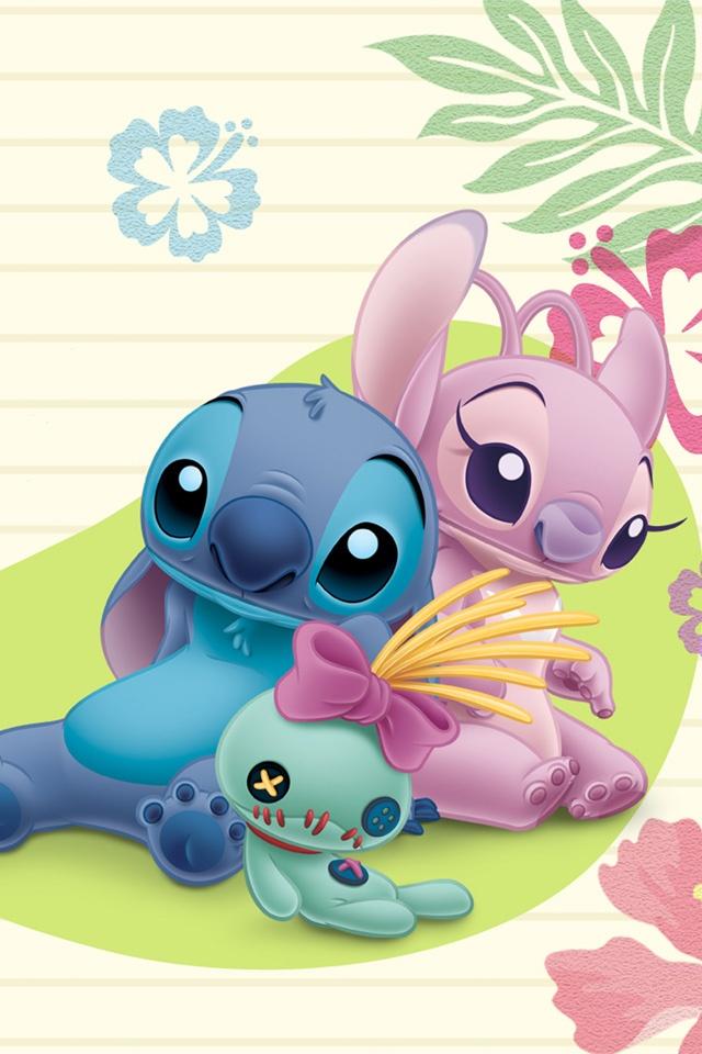disney-iphone-wallpaper-Disney-Wallpaper-Stitch-and-Girlfriend-x-wallpaper-wp4805951