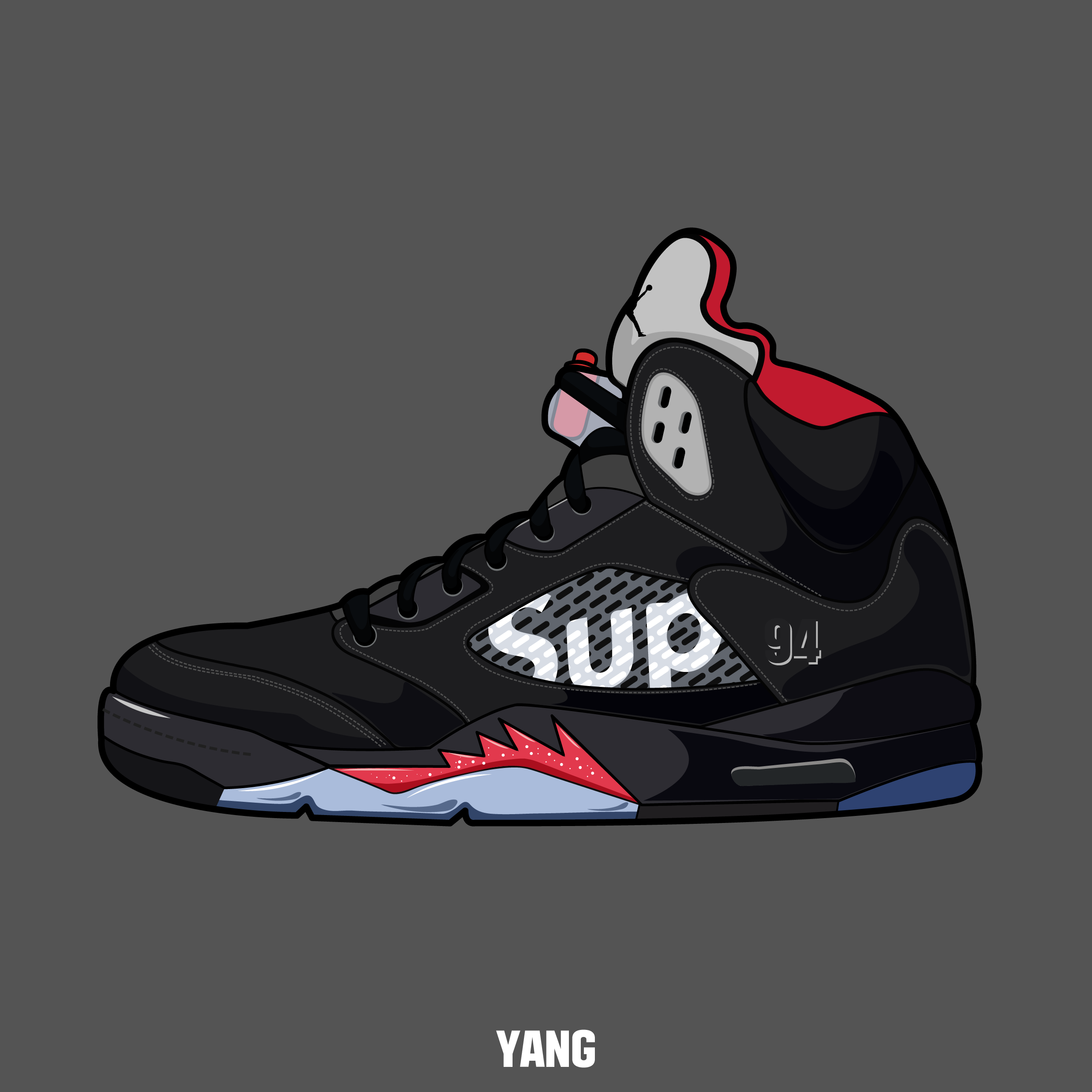 drawing-shoes-sneakers-nike-air-jordan-carmine-graphic-design-illustrator-illustration-pic-wallpaper-wp4605496