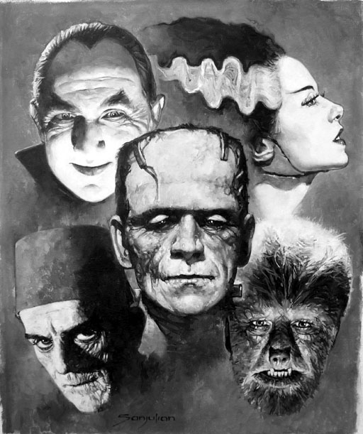 film-horror-dracula-frankenstein-bride-of-frankenstein-wolf-man-the-mummy-wallpaper-wp4605903