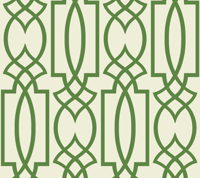 grata-lattice-green-on-white-wallpaper-wp5806155