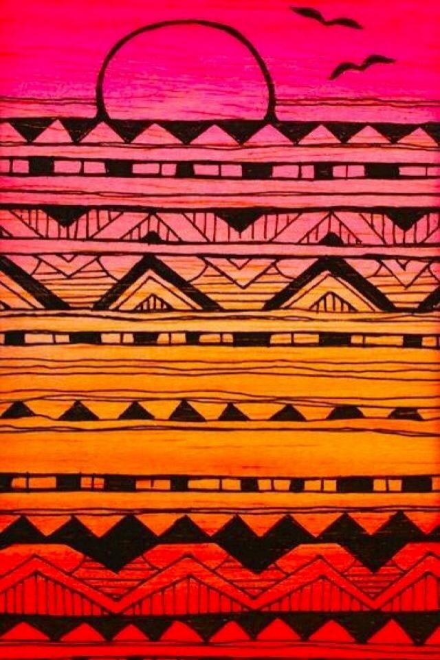 iPhone-Aztec-Tribal-tjn-wallpaper-wp4602105
