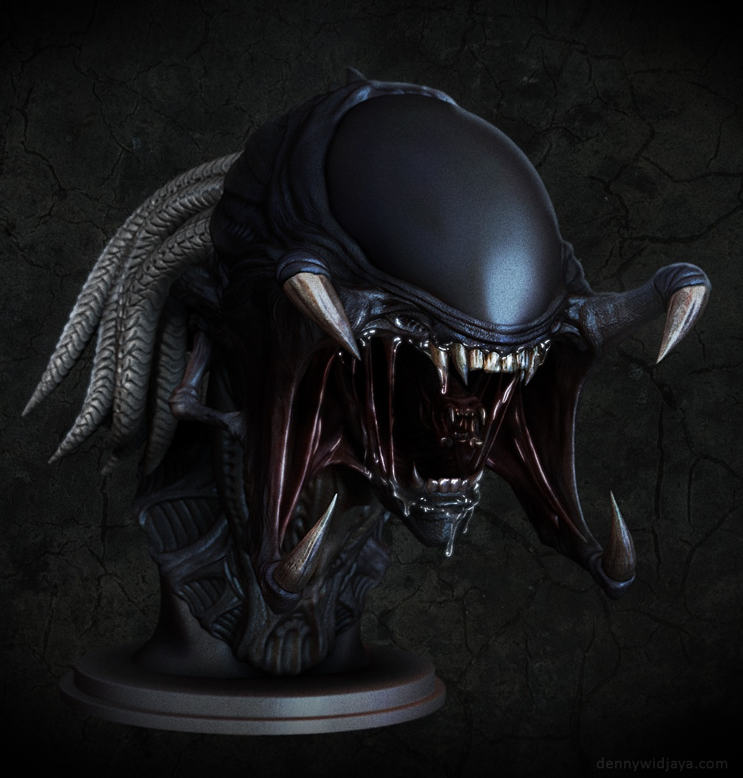 predalien-bust-by-zeal-deviantart-com-wallpaper-wp50011313