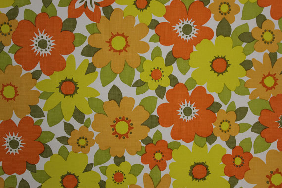 s-Vintage-Vinyl-Retro-Orange-and-by-Rosies-wallpaper-wp4002320