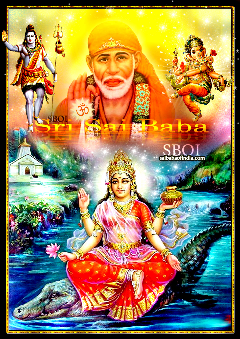 Wonderful Wallpaper Lord Sai Baba - shirdi-sai-baba-thursday-poster-ganga-devi-ma-shiva-ganesha-jpg-%C3%97-wallpaper-wp30010477  Photograph_511434.jpg