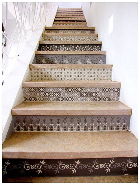 tiled-stairs-wallpaper-wp4803771