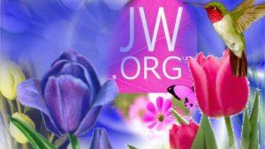 JW ORG kertas dinding