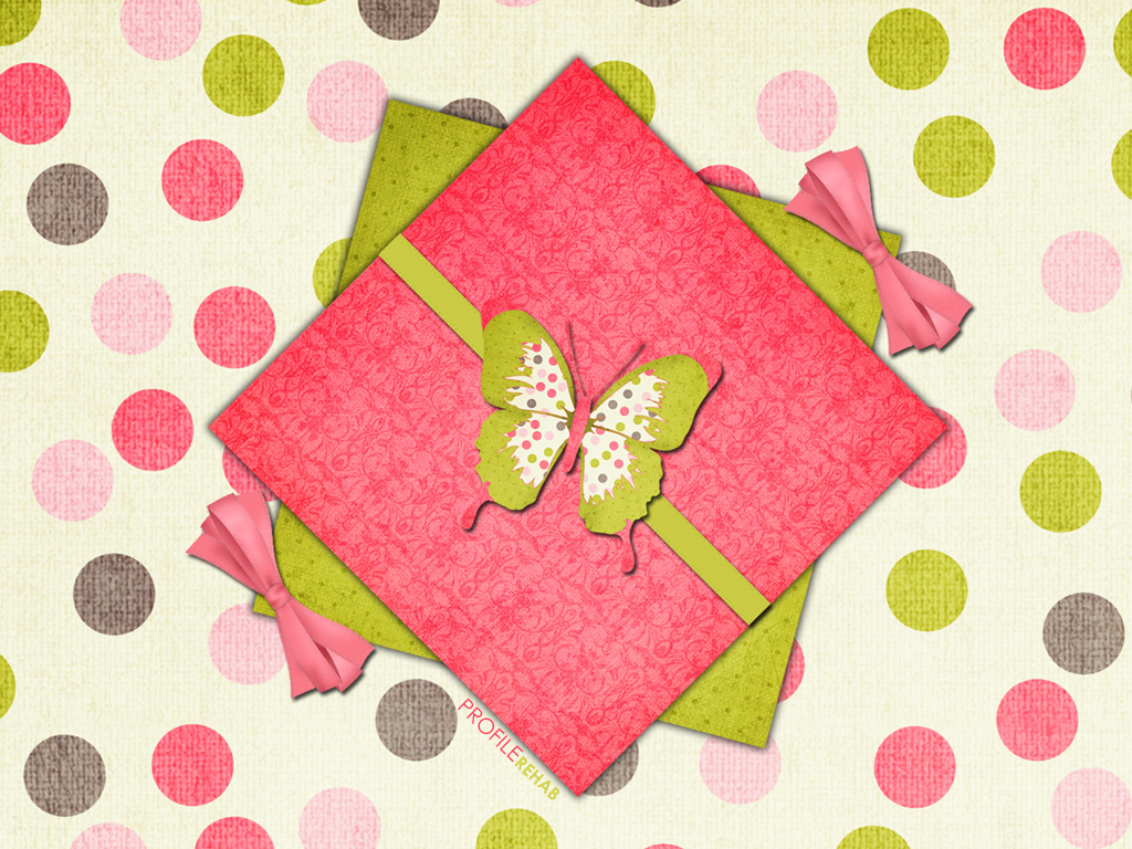 x-Green-Pink-Polkadotted-Pink-Butterfly-Background-Download-Pro-wallpaper-wp5802869