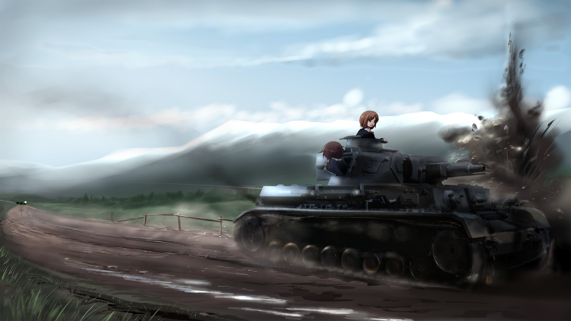 1920x1080-free-and-screensavers-for-girls-und-panzer-wallpaper-wpc580786