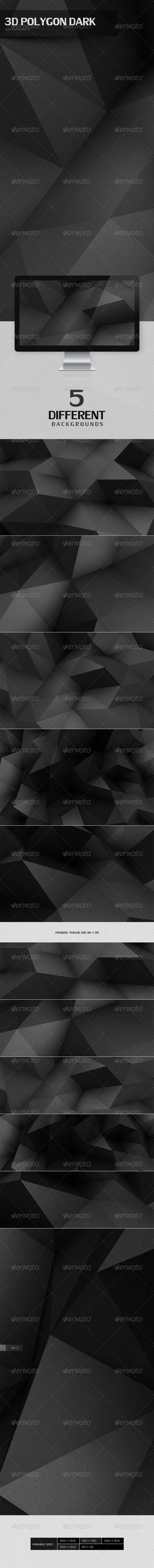 3d-Polygon-Dark-Backgrounds-wallpaper-wp3801276