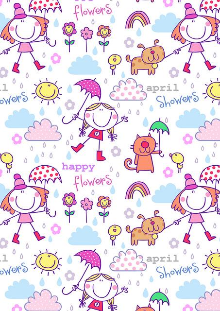 APRIL-SHOWERS-by-HELEN-PICKUP-via-Flickr-wallpaper-wpc9001453
