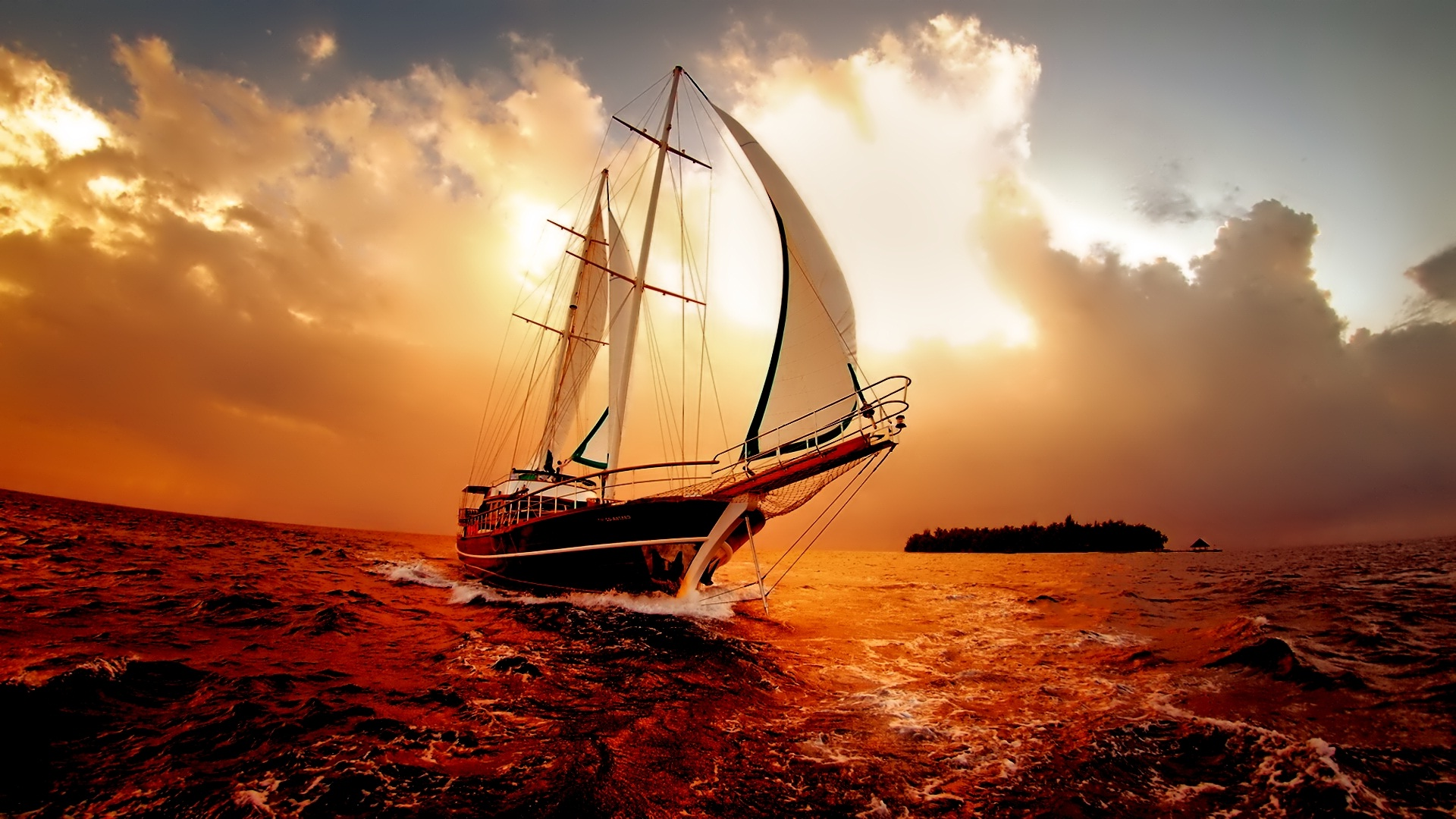 Amazing-boat-in-sea-marvelous-1920×1080-wallpaper-wp3602415