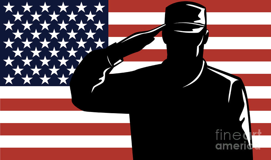 American-Soldier-salute-Digital-Art-wallpaper-wp3602439