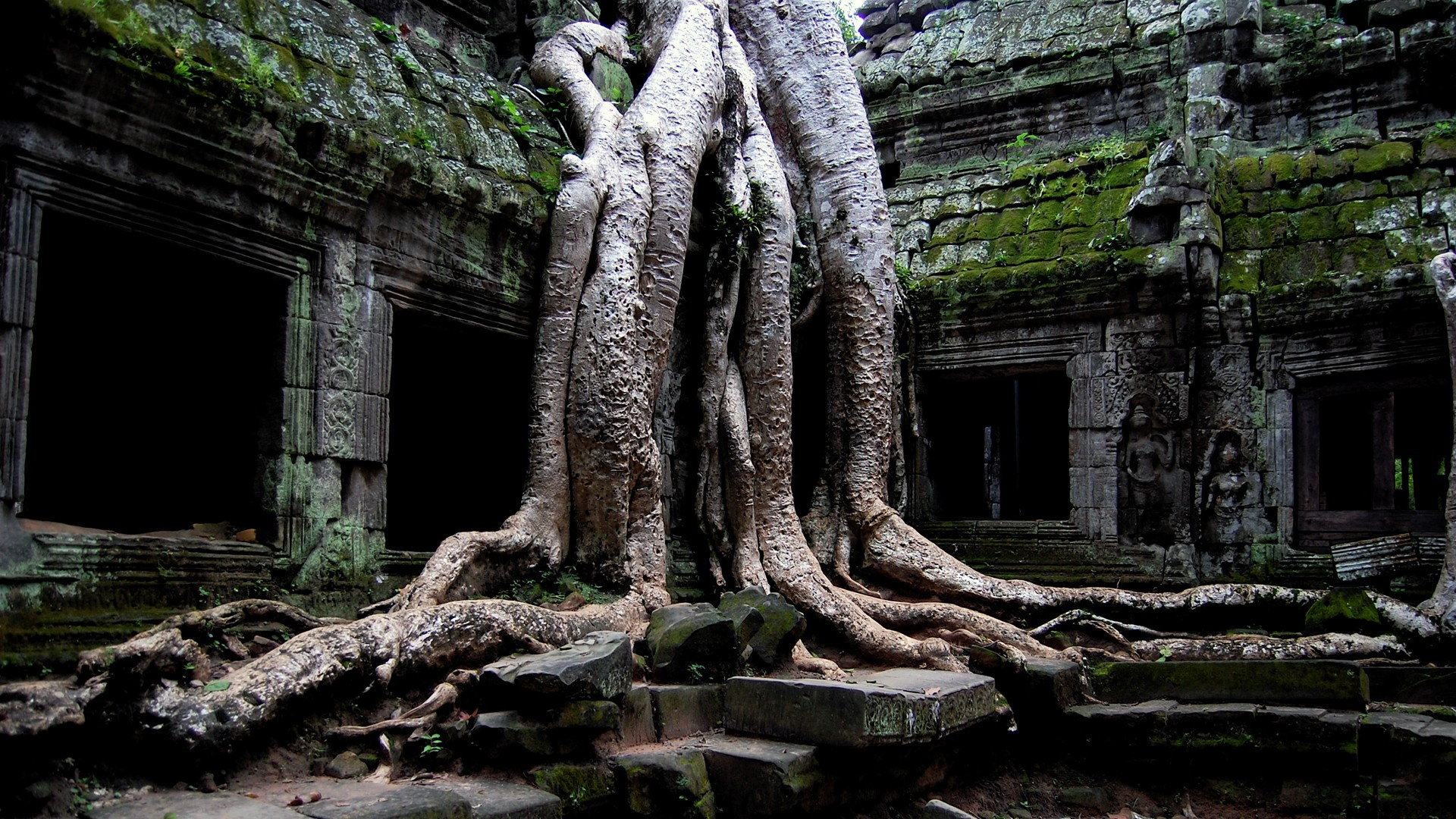Ancient-Ruins-Buddhist-wallpaper-wp3802369