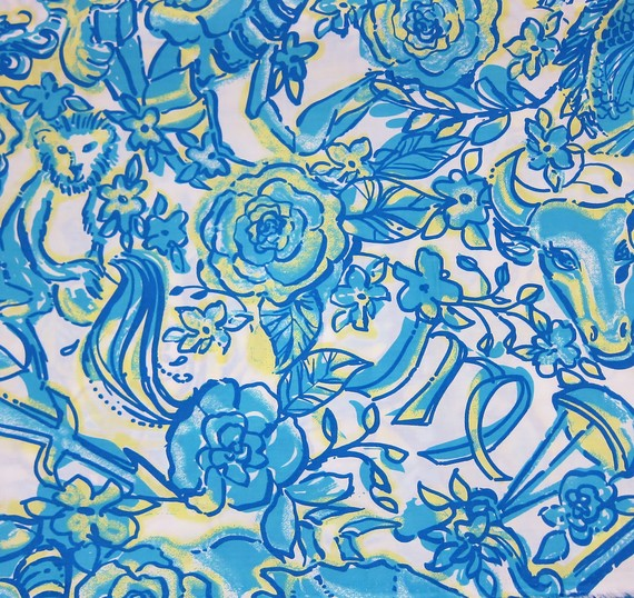 Authentic-New-Lilly-Pulitzer-Fabric-White-Whats-by-lillyfabricland-wallpaper-wpc9002422