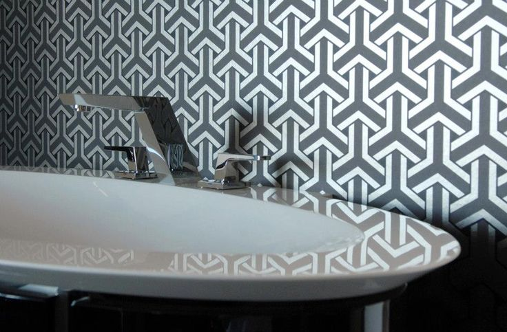 Bathroom-suit-ideas-white-sink-and-silver-fixtures-wallpaper-wpc9002598