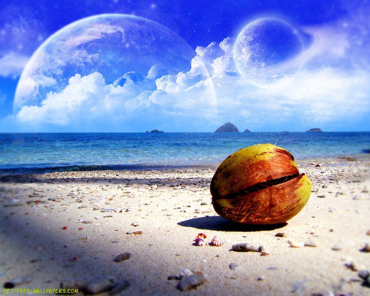 Beach-Fantasy-Art-–-Dreams-Of-A-Fantasy-World-We-View-Image-wallpaper-wpc5802588
