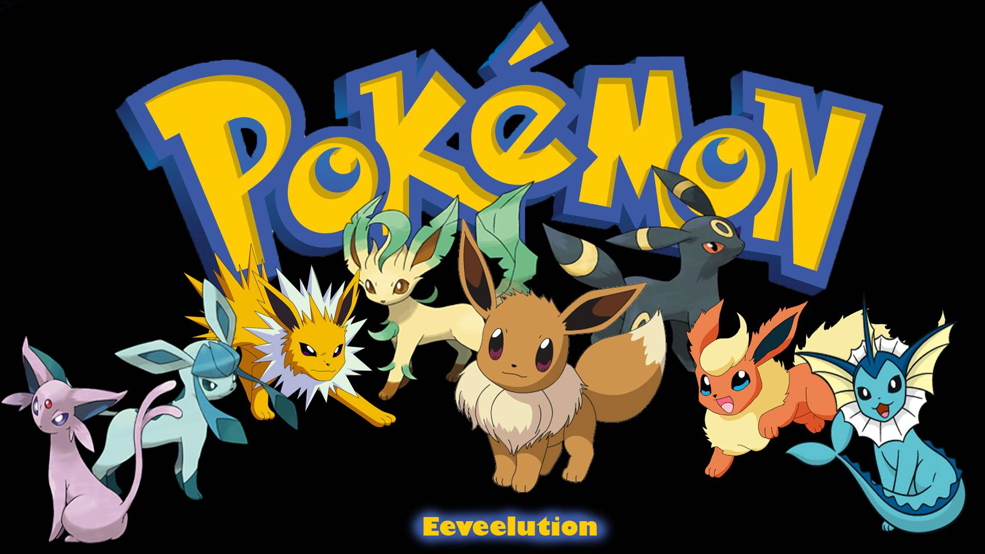 Best-images-about-Eevee-on-Pinterest-Valentine-day-cards-1920×1080-Eevee-evolutions-wallpaper-wpc5802783