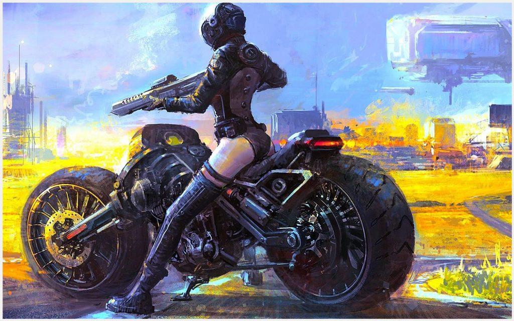 Biker-Girl-Fantasy-Art-biker-girl-fantasy-art-1080p-biker-girl-fantasy-art-wa-wallpaper-wpc580164