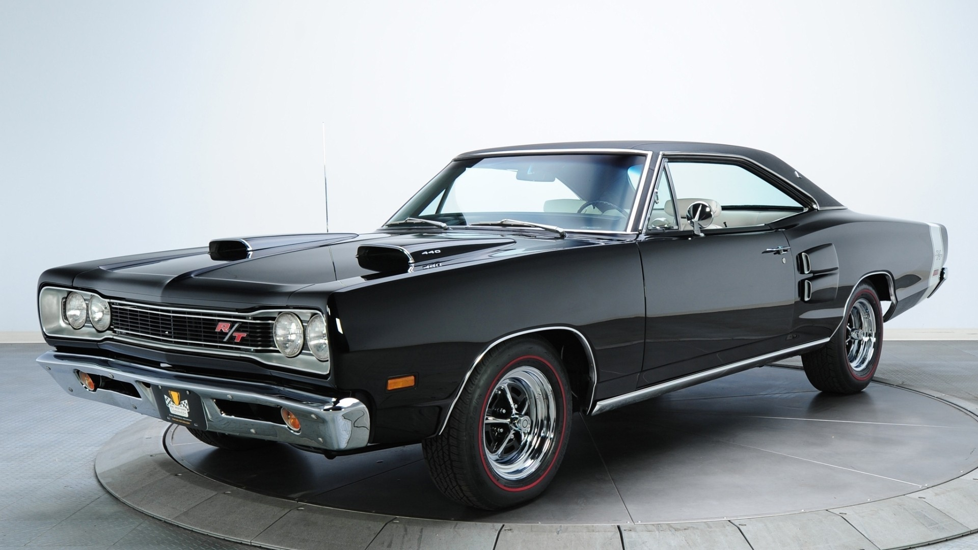 Black-Muscle-Cars-Black-classic-muscle-car-wallpaper-wpc9002938